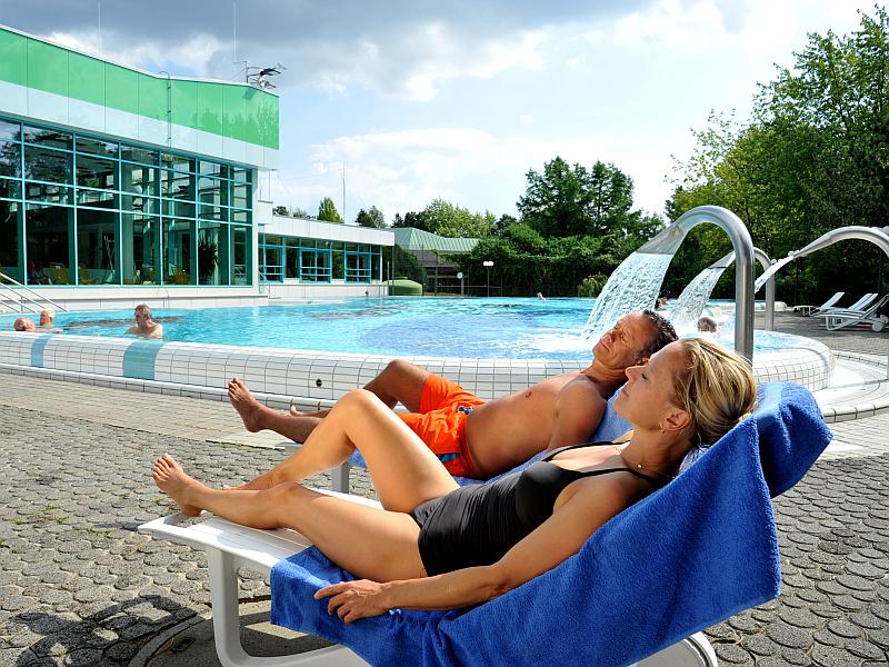 Genießen Sie die Jod Sole Therme in Bad Bevensen © BBM/image-foto.de