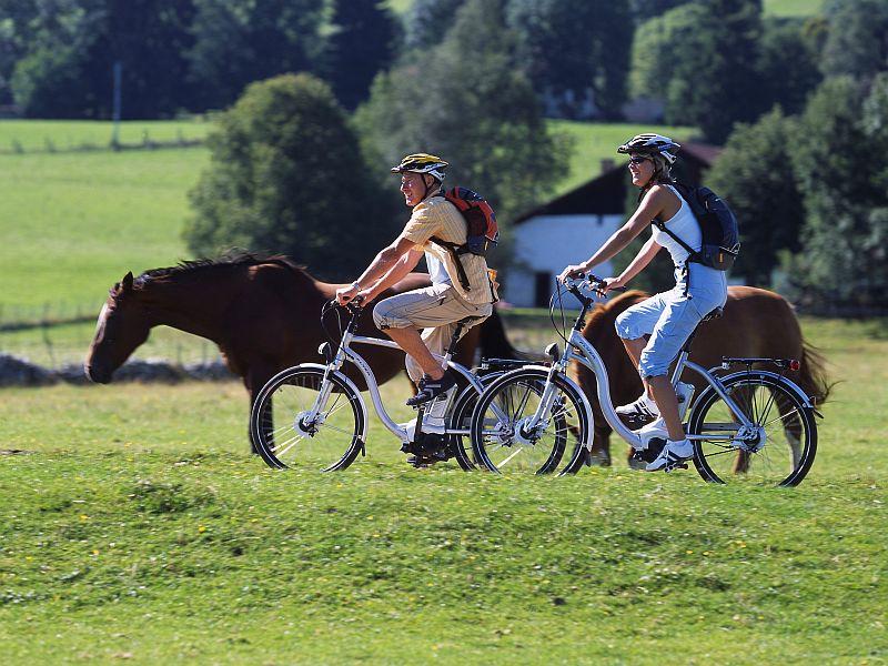 E-Biken rund um Bad Bevensen in der Lüneburger Heide © movelo