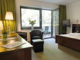 Doppelzimmer in der HEIDE-Pension
