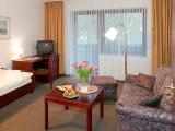Einzelzimmer in der HEIDE-Pension
