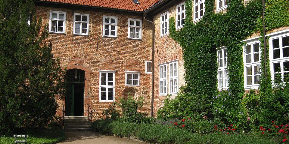 Kloster Ebstorf  © Petra Hitz-Bergmann