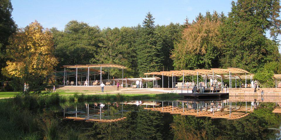 Kurpark Bad Bevensen - Pergola © Petra Hitz-Bergmann