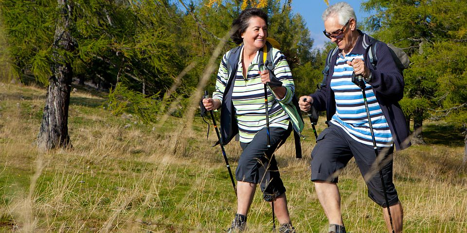 Nordic Walking in und um Bad Bevensen © Patrizia Tilly