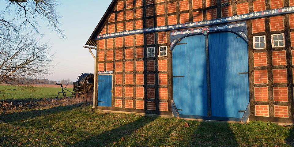 Haus im Wendland  Petra Hitz-Bergmann